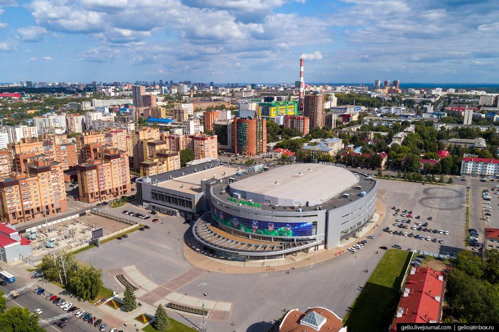 Ледовый дворец спорта «Уфа-Арена»