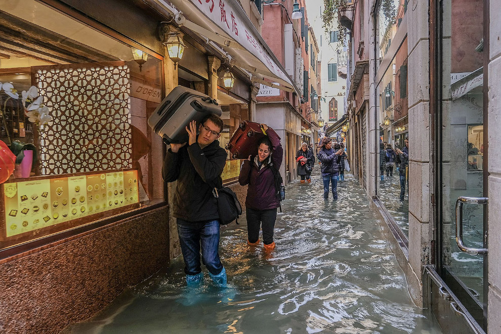 Подводная Венеция 2018