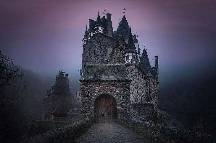 Восемь лучших замков Европы