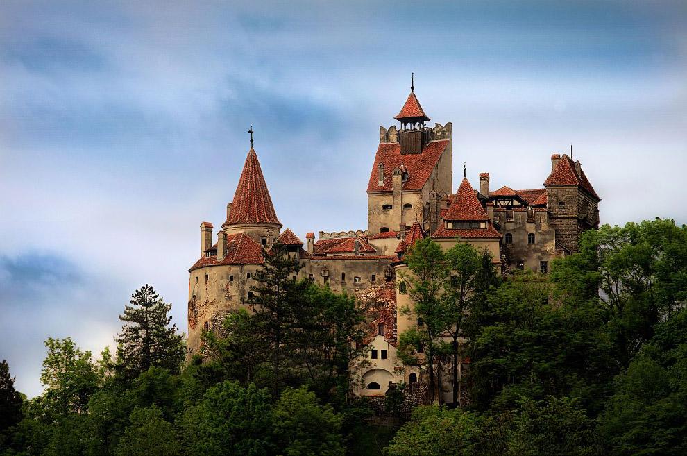 Замок Бран, Румунія