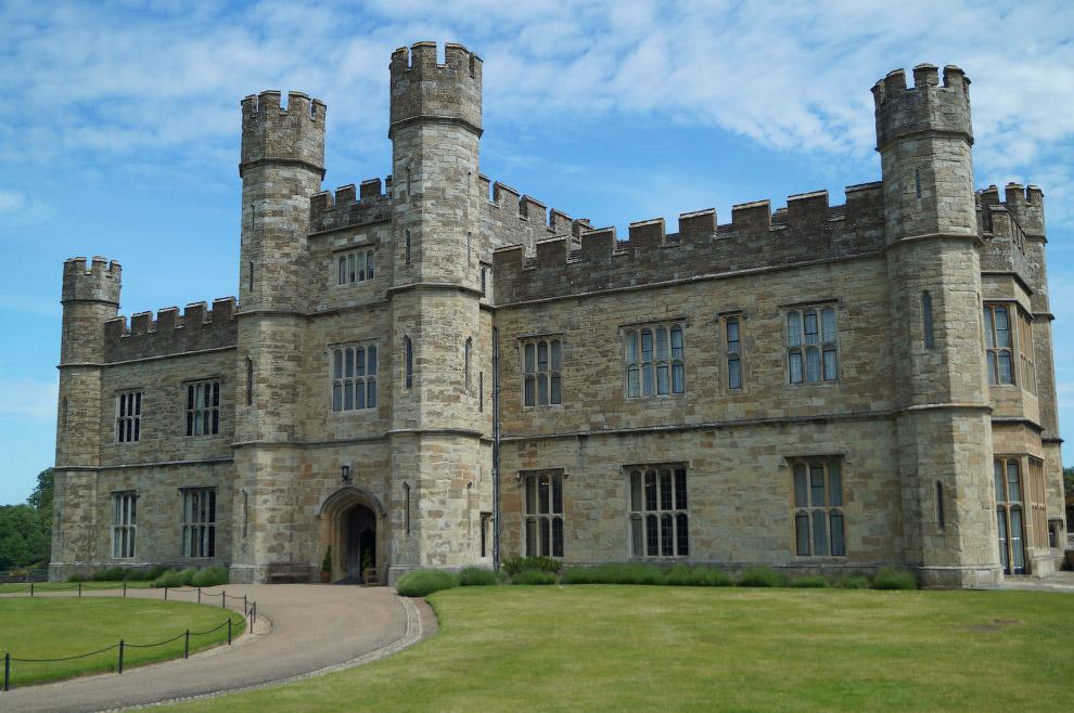 Замок Лідс, Великобританія