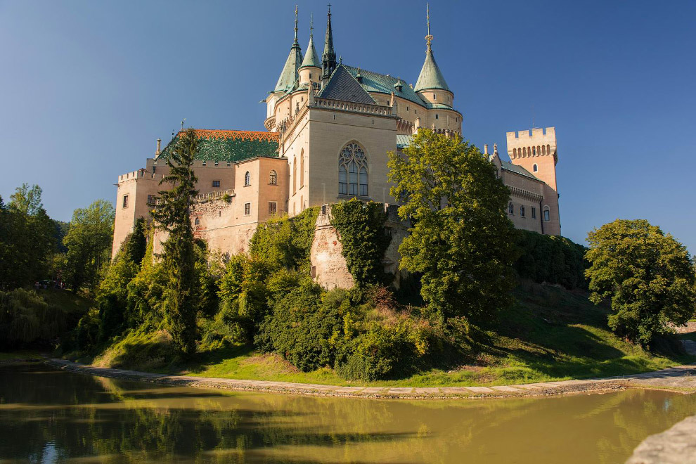 Бойніцкий замок, Словаччина