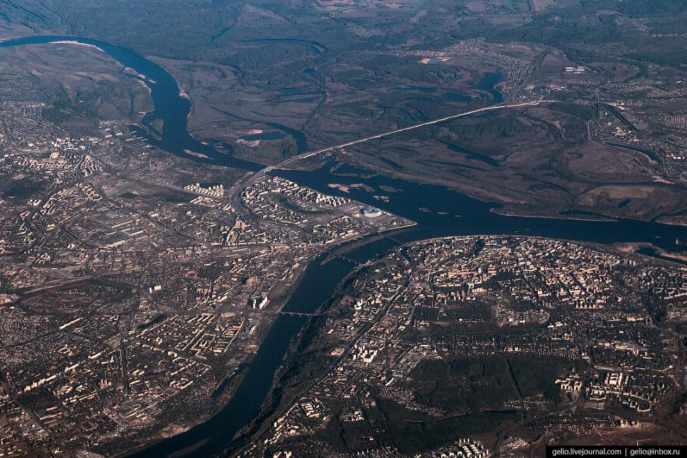 Нижний Новгород — старинный город с почти 800-летней историей.