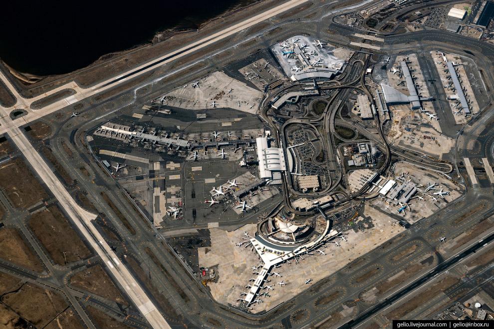 Международный аэропорт имени Джона Кеннеди в Нью-Йорке