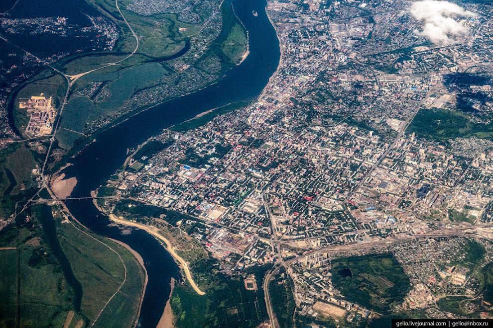 Томск — старейший за Уралом и один из крупнейших в стране научных и инновационных центров.