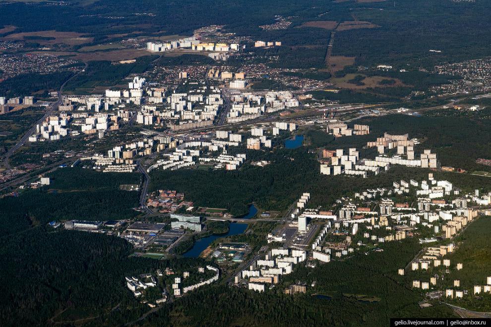Город Зеленоград