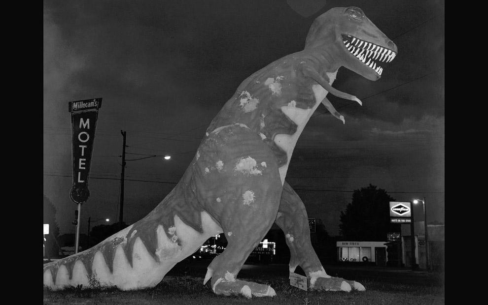 Вообще, в США любят динозавров