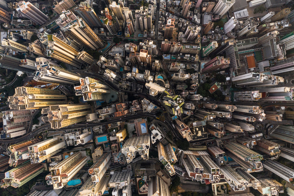 HONG KONG-URBAN-PLANNING-PHOTOGRAPHY