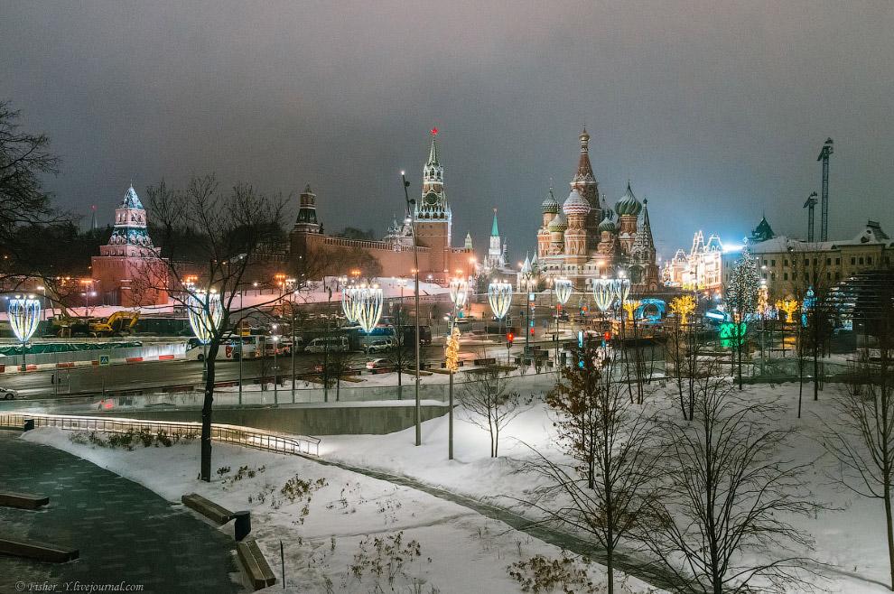 Новый год 2019 в Нижегородской Области