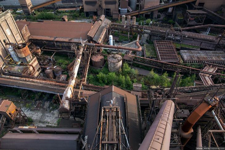Занедбані заводи Бельгії, частина 3