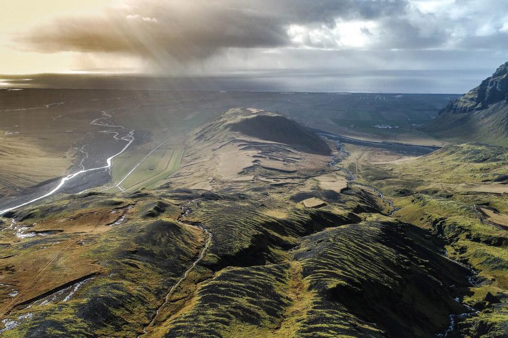 пейзажі Ісландії