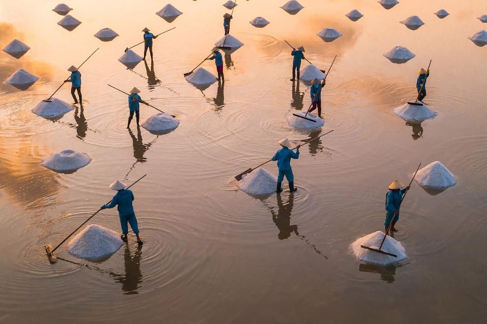 Сборщики соли
