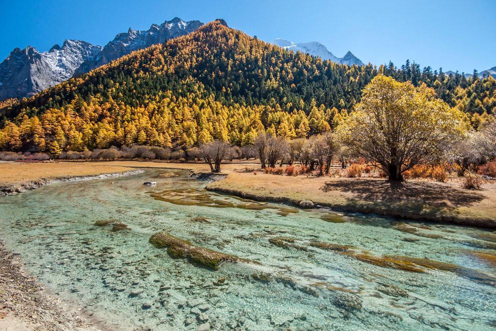 Найчистіша вода в долині