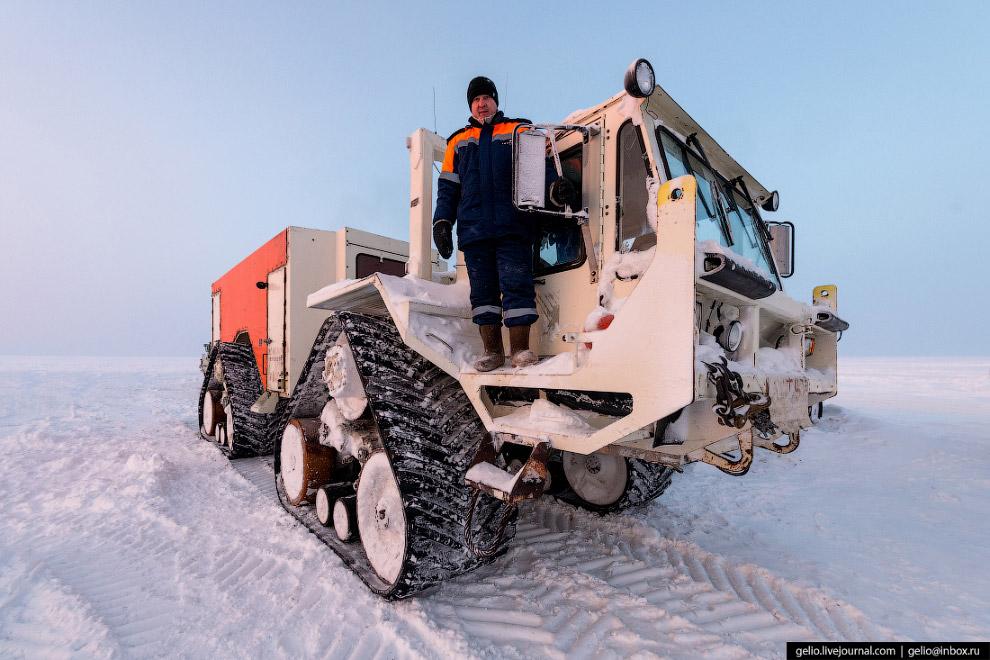 Вибрационная установка XVib PLS-362 на гусеничном ходу