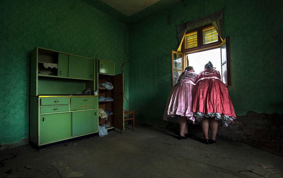 Сестри біля вікна - переможець Національної премії Сербії