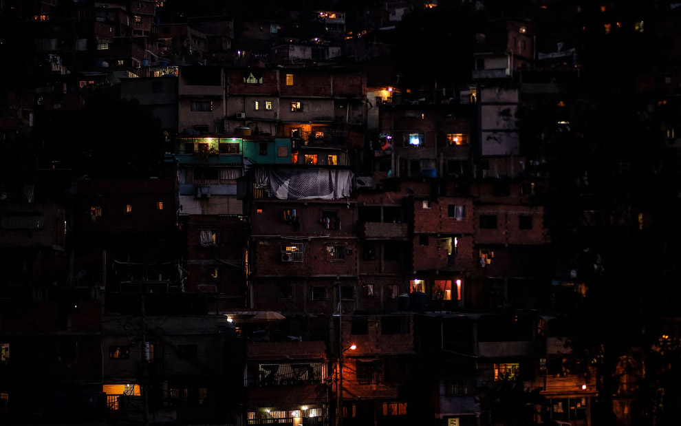 Блэкаут в Венесуэле