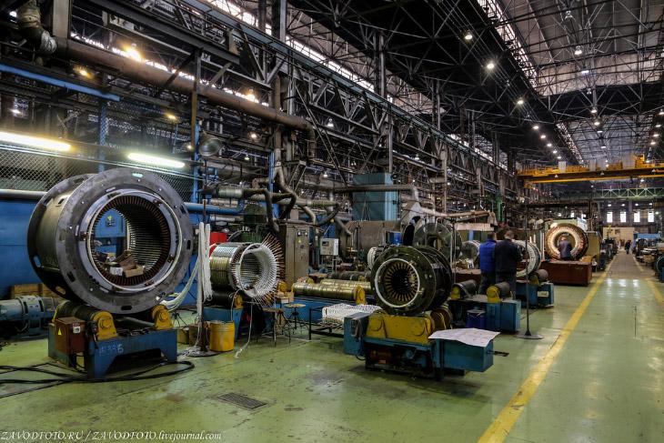 Завод Элсиб