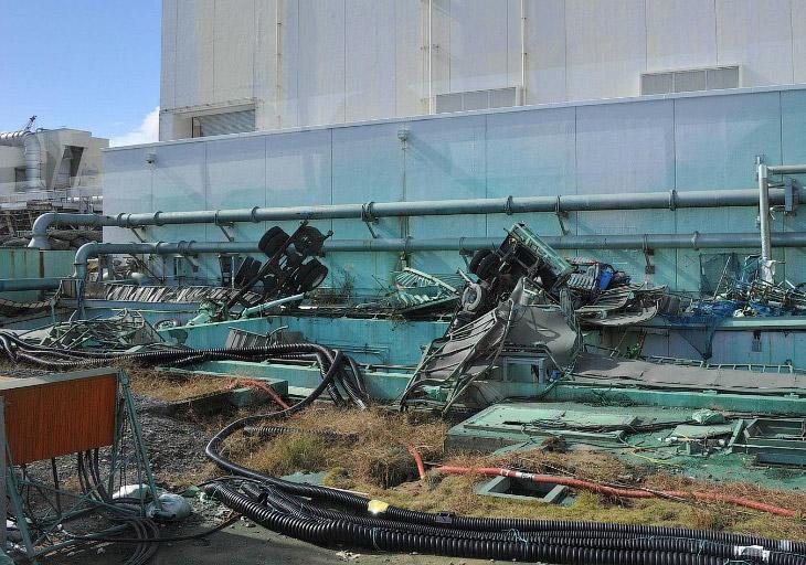После ядерного апокалипсиса, или как выглядят окрестности АЭС «Фукусима»