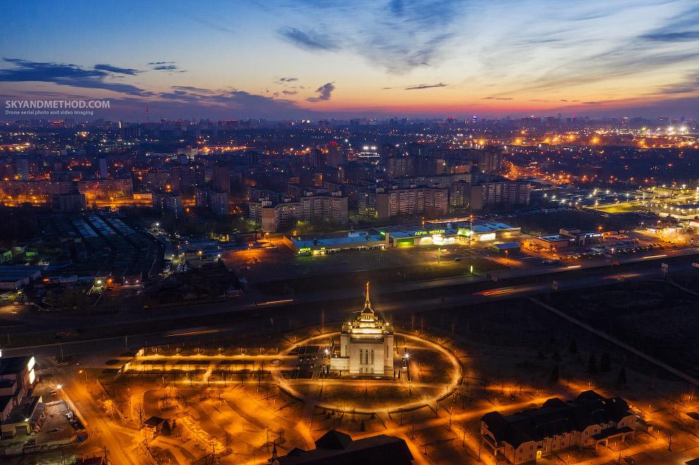 Храм Мормонов на Большой Окружной
