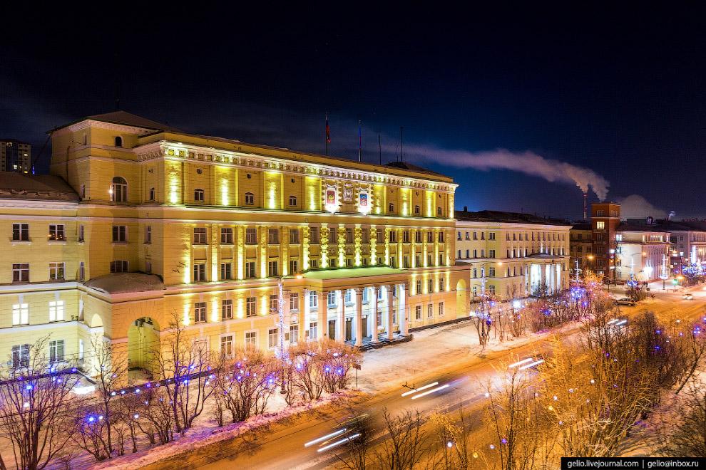 Правительство Мурманской