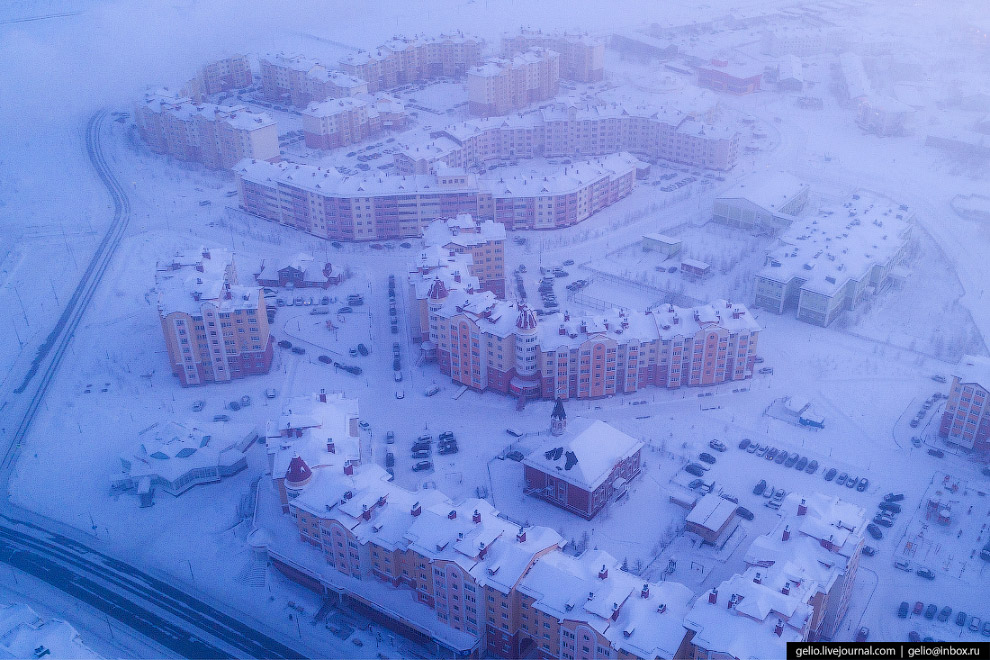 Микрорайон Арктический