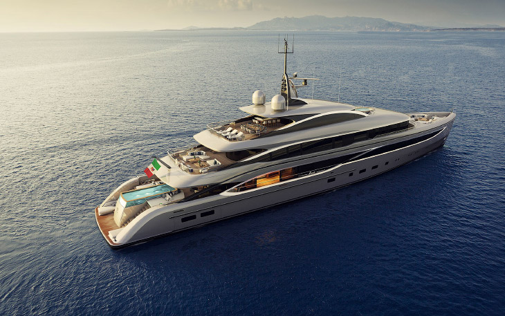 Самые необычные яхты из Дубая