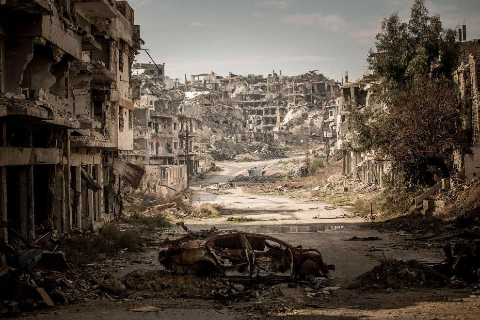 Добро пожаловать в Хомс, Сирия