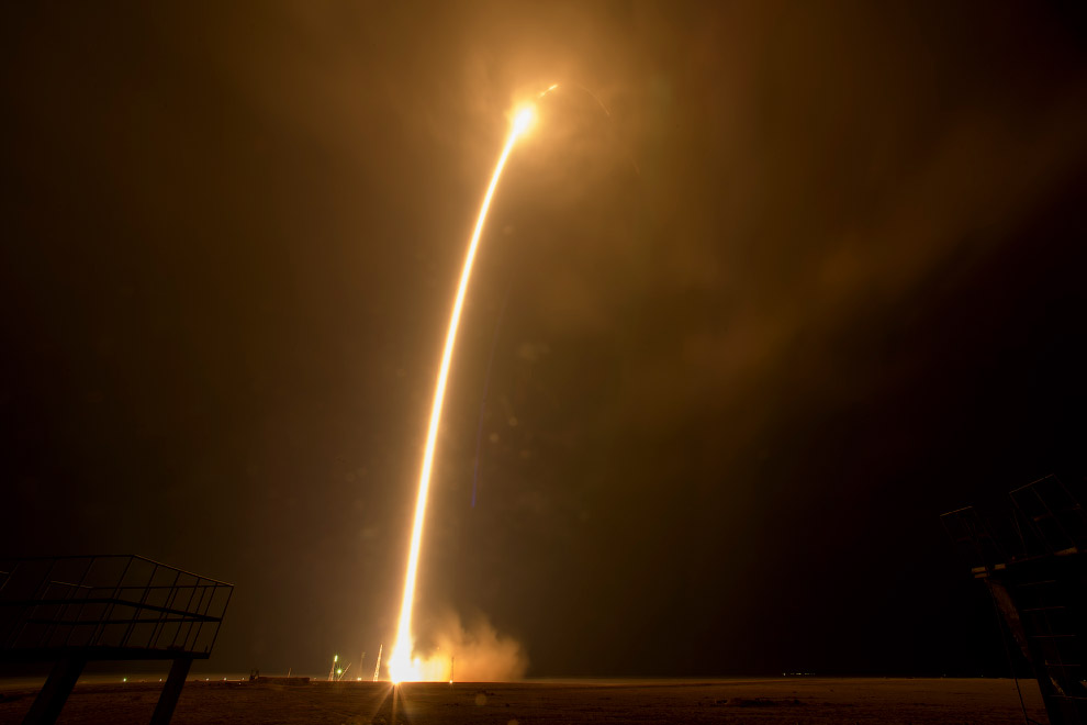 Expedition 59 Launch