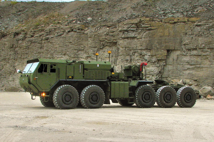 LVS (Logistic Vehicle System)