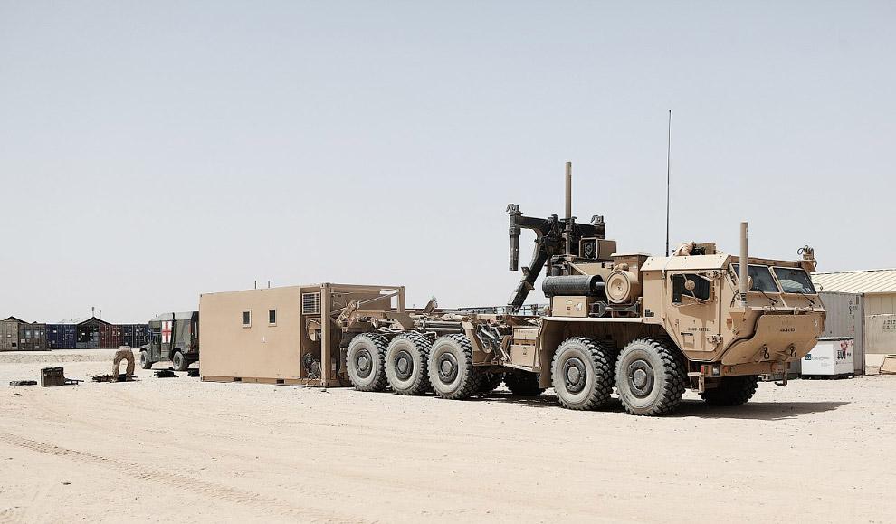 LVS (Logistic Vehicle System)