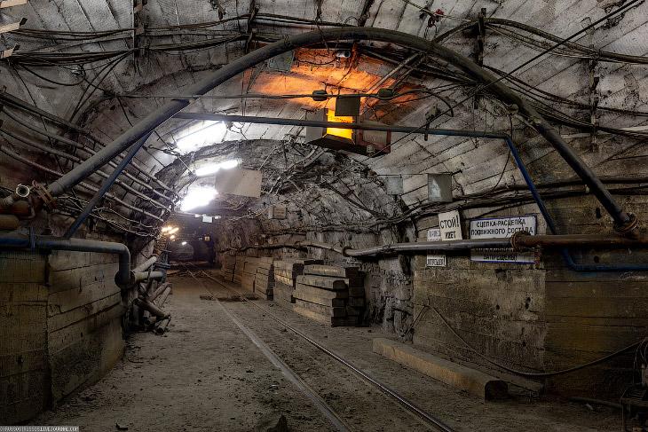 Рудник «Таймырский»: путешествие под землю