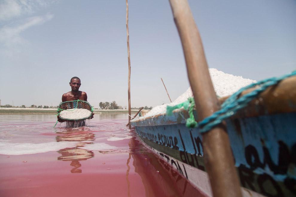 Ретба — озеро в Сенегале