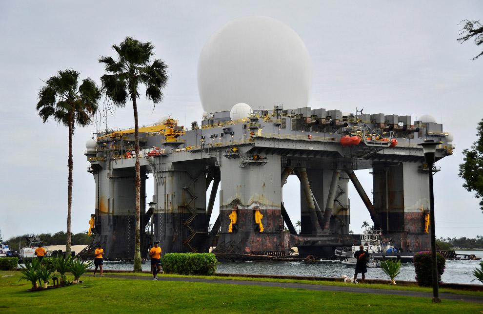Sea-Based X-Band Radar (SBX)