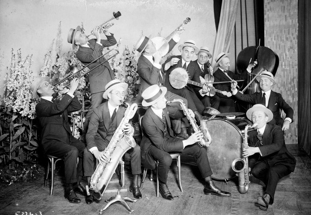 Оркестр знаменитого барабанщика Арта Хикмана