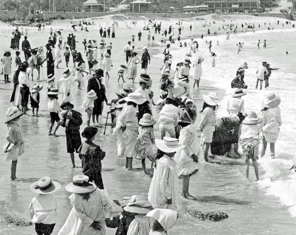 Пляжная мода и Новый год в Австралии
