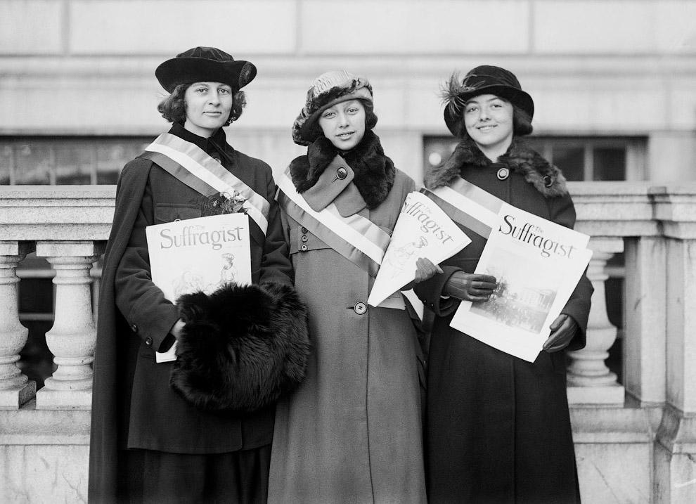 Право голоса для женщин