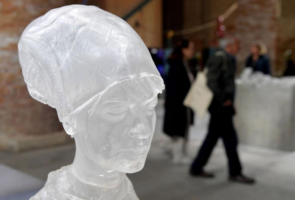Скульптура румынского художника
