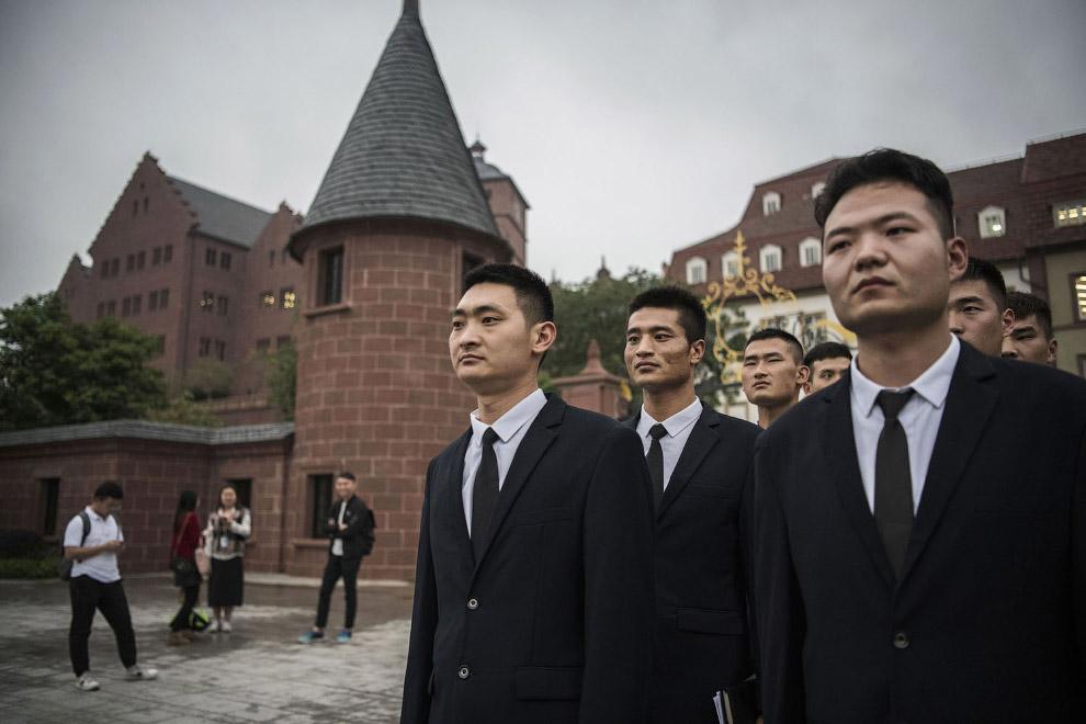 Новый кампус Huawei — копии европейских достопримечательностей