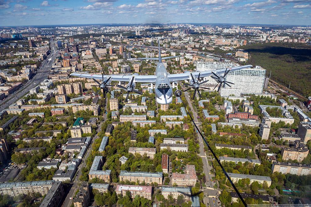 Район Аэропорт, летим между Часовой и Усиевича