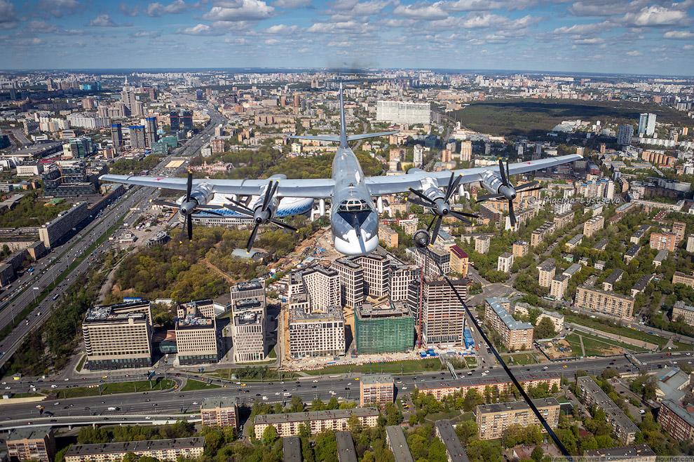 ЖК «Арена парк» и ТТК Новая Башиловка