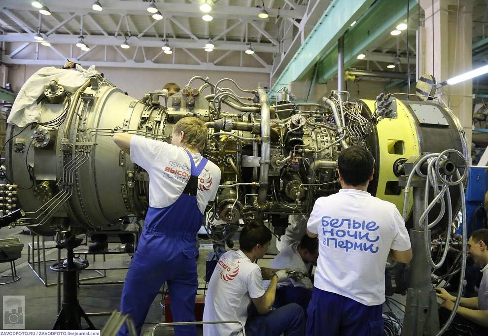 Великие заводы России: Пермские моторы