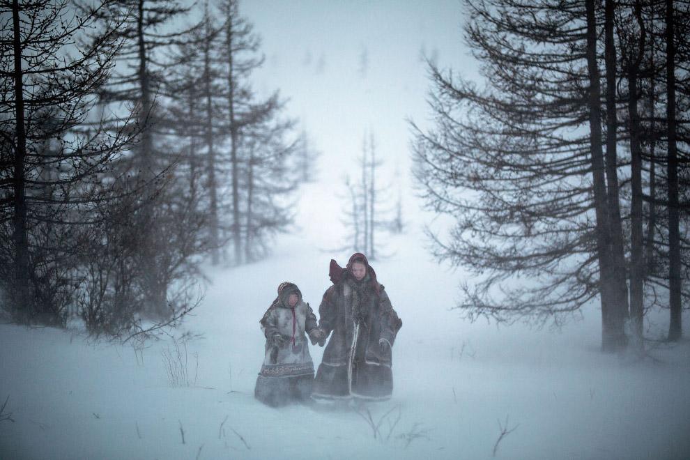 Ненецкие люди