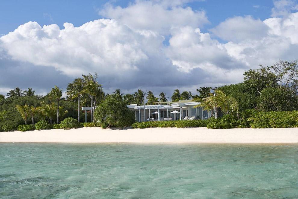 Самый дорогой курорт в мире