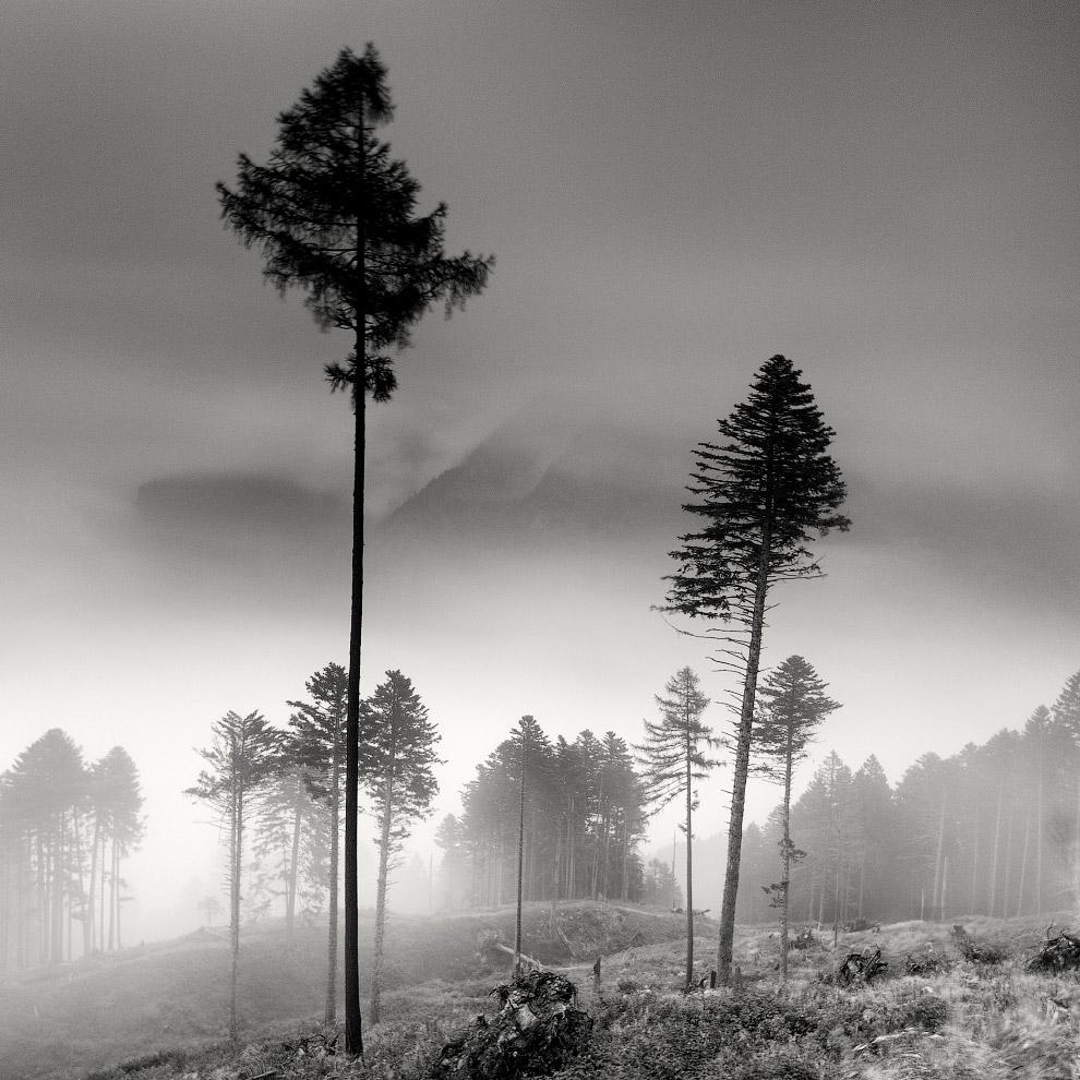 Рухома атмосфера, долина Блена, Швейцарія