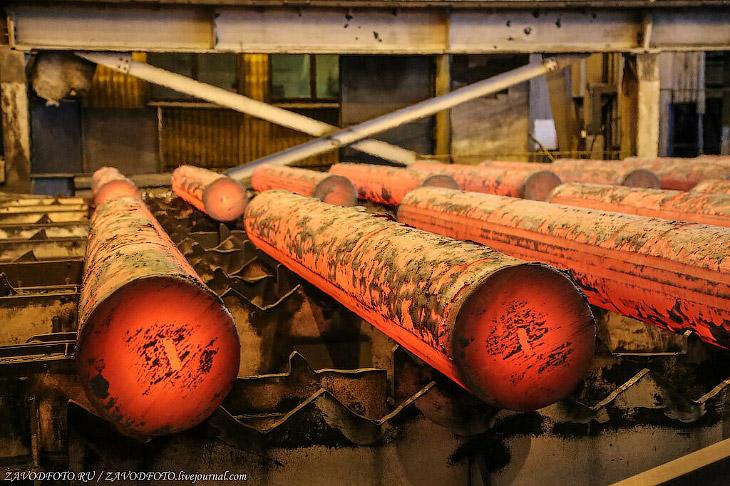 Старейшее предприятие страны: Северский трубный завод