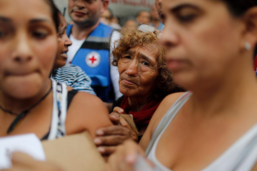 Венесуела.  Сцени з життя