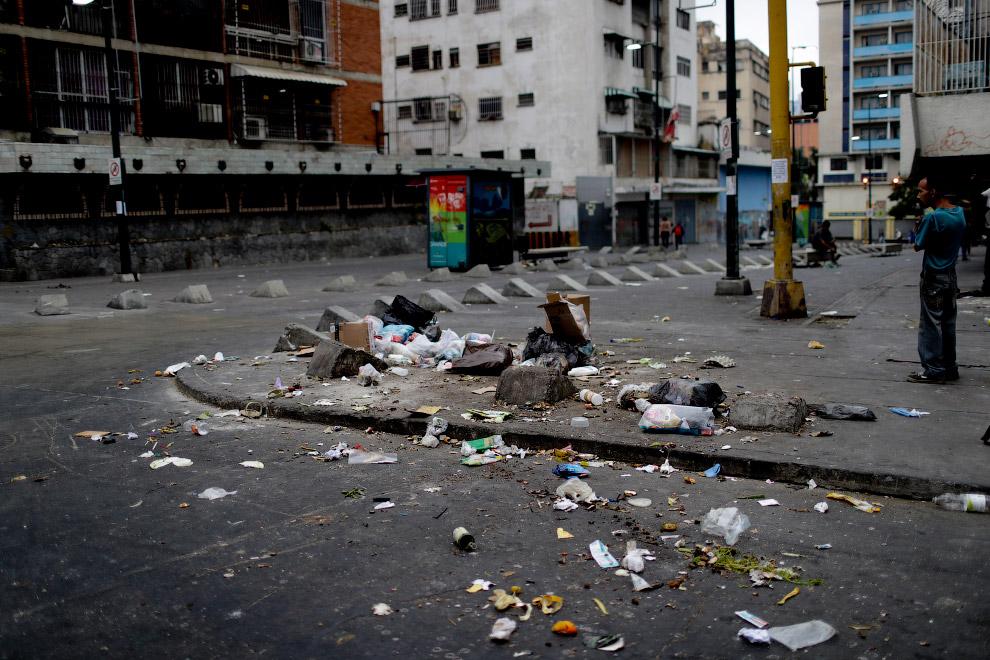 Просто улицы Каракаса