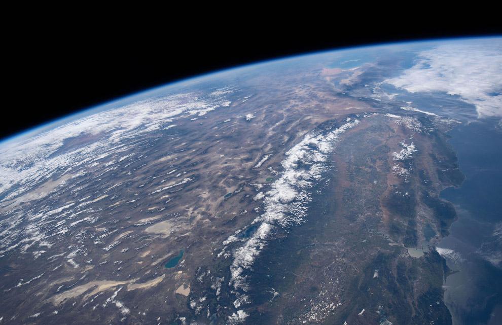Залив Сан-Франциско, Аризона и северная Мексика