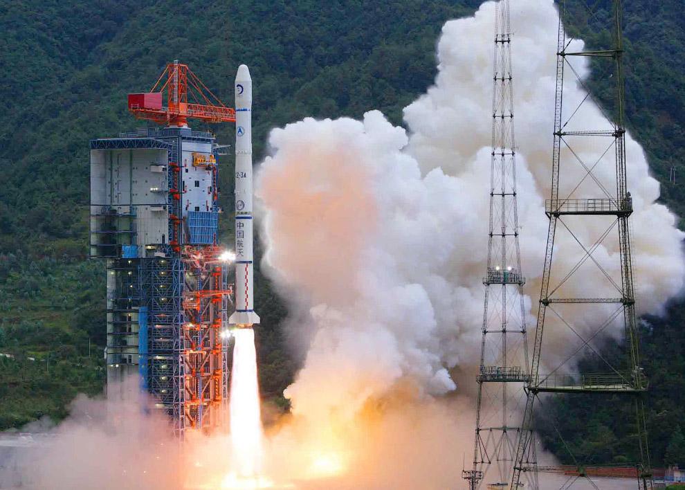 Китайская автоматическая межпланетная станция Чанъэ-1