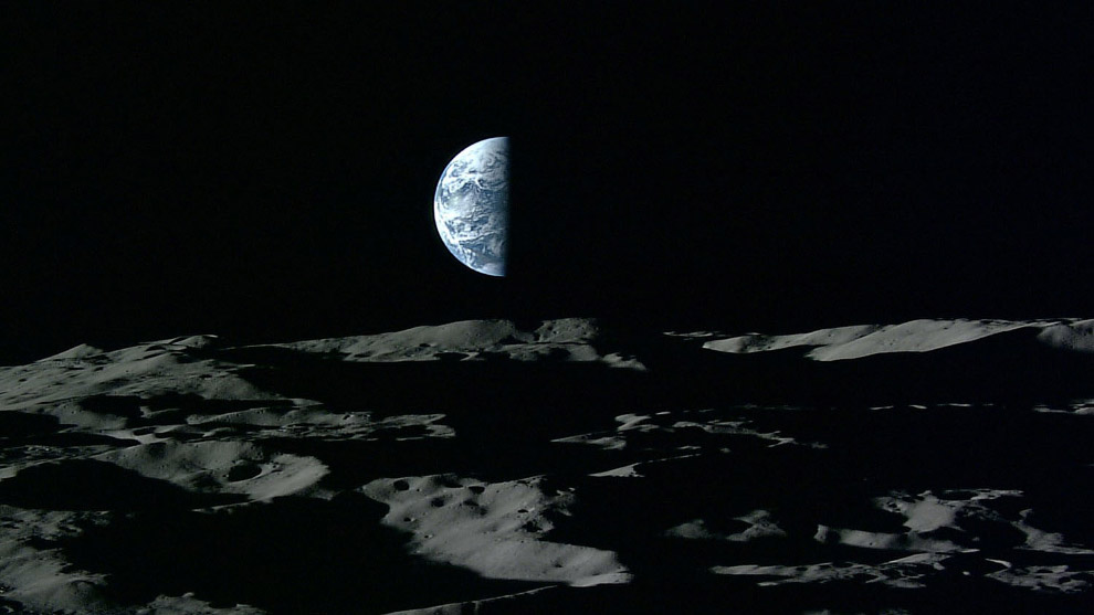 Японский лунный орбитальный аппарат «Кагуя»